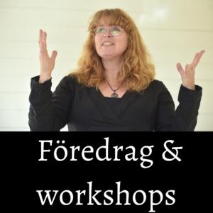 Maria Estling Vannestål, föredrag och workshops