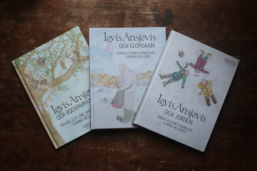 Lovis Ansjovis